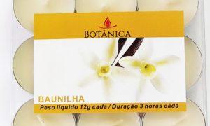 Pct. c/9 velas rechaud perfumadas